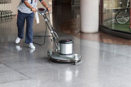 日常清掃 商業施設清掃