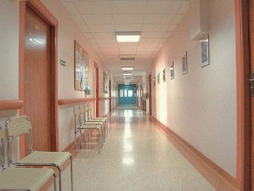 長尺塩ビ床材(介護施設・病院)